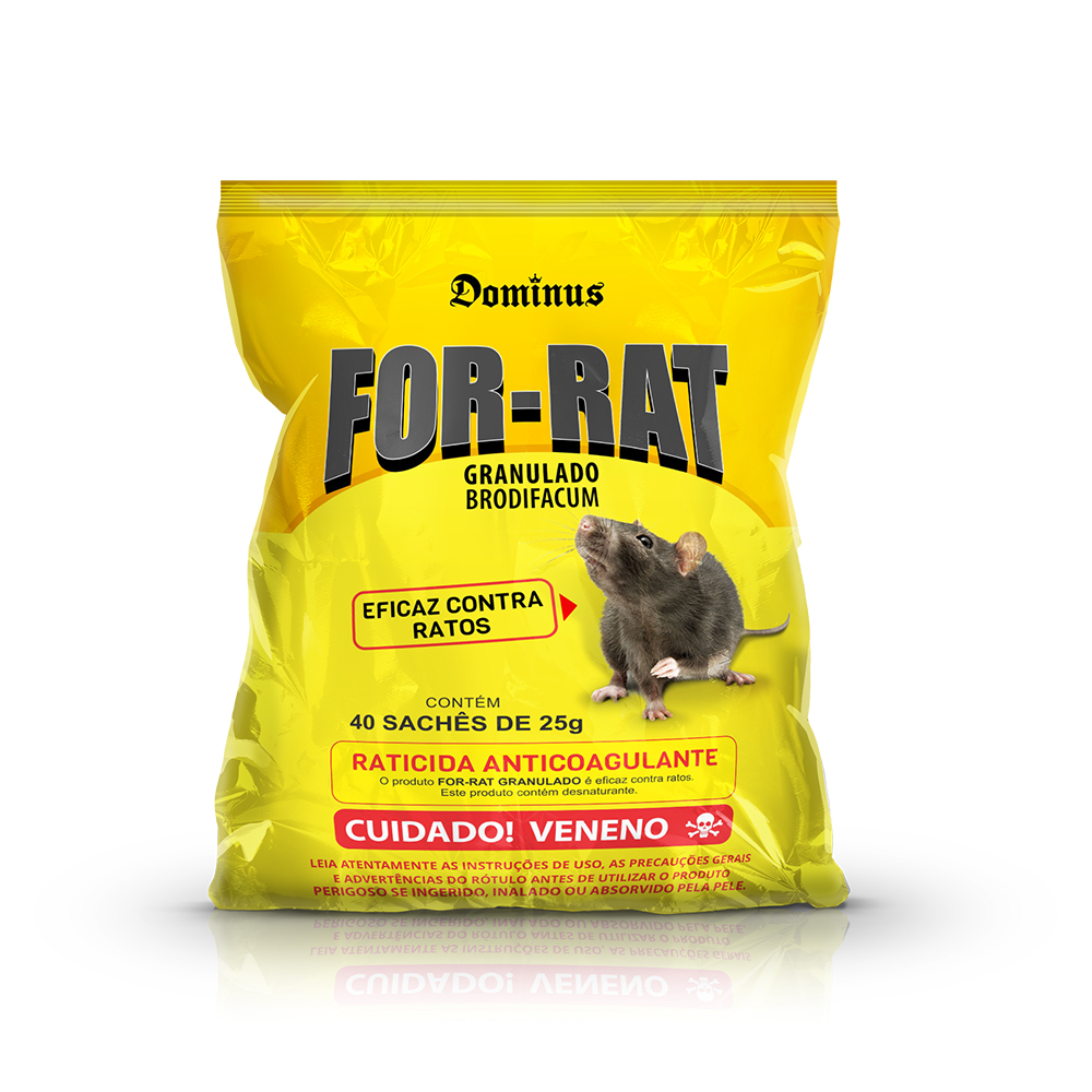 For-Rat Granulado
